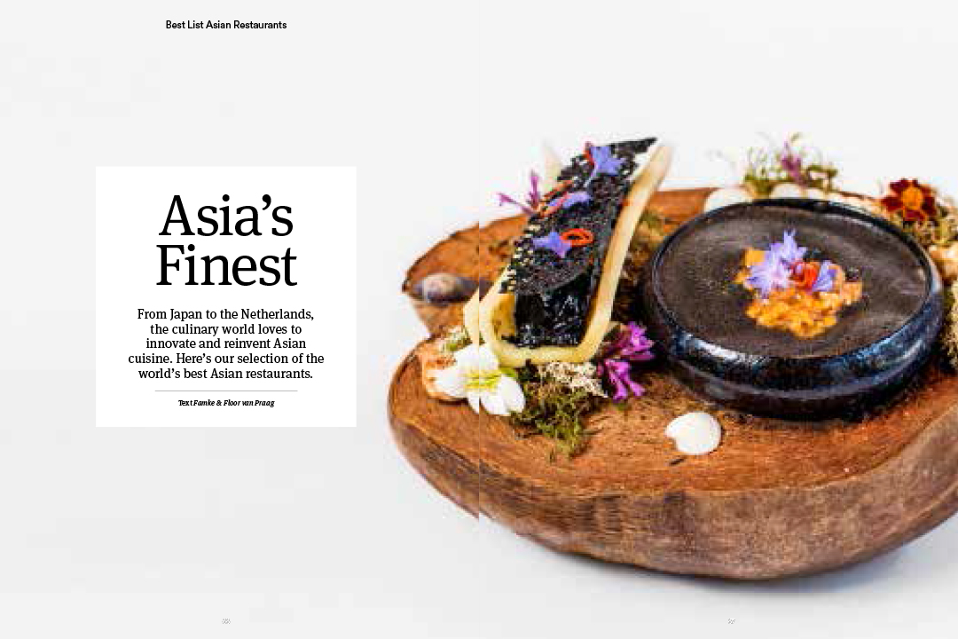 Asia's Finest Article Pg 1